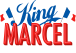 King Marcel - My Burger is French